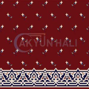 akr-511 Akrilik Cami Halısı Deseni