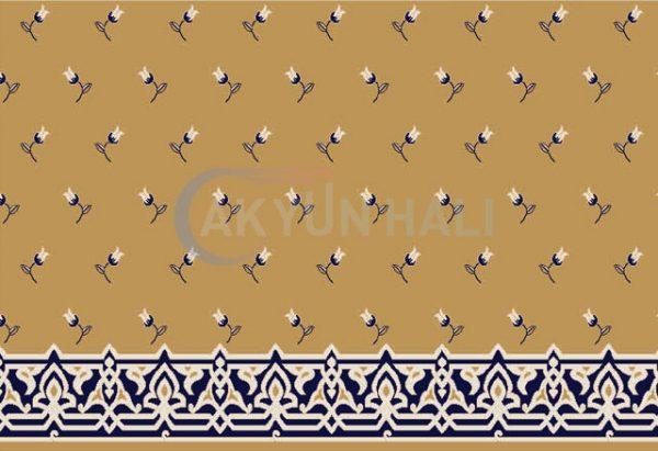 akr-518 Akrilik Cami Halısı Deseni