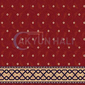 akr-521K Akrilik Cami Halısı Deseni