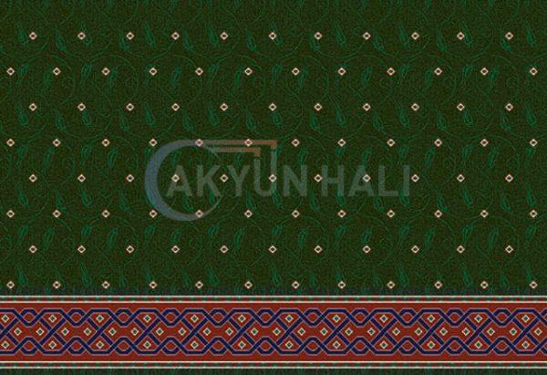 akr-525 Akrilik Cami Halısı Deseni
