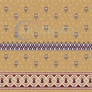 akr-528 Akrilik Cami Halısı Deseni