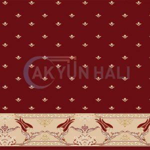 akr-531 Akrilik Cami Halısı Deseni