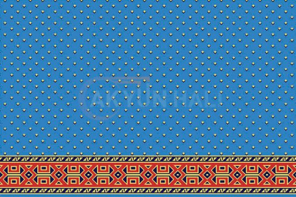 akyun-112 yün cami halısı