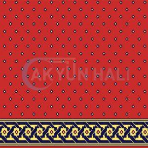 akyun-139 Yün Cami Halısı Deseni