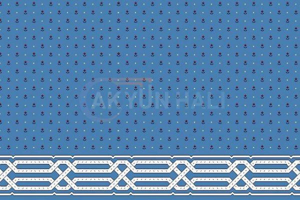 akyun-142 Yün Cami Halısı