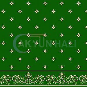 akyun-225 Yün Cami Halısı Deseni