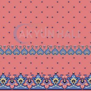 akyun-243 Yün Cami Halısı Deseni