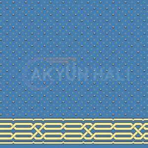 akyun-272 Yün Cami Halısı Deseni