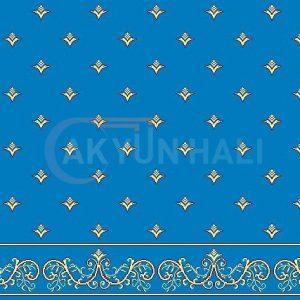 akyun-282 Yün Cami Halısı Deseni