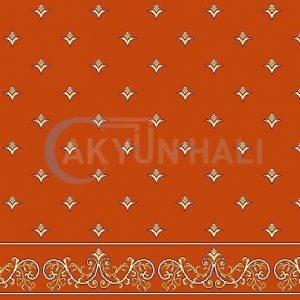 akyun-284 Yün Cami Halısı Deseni