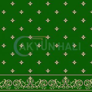 akyun-285 Yün Cami Halısı Deseni