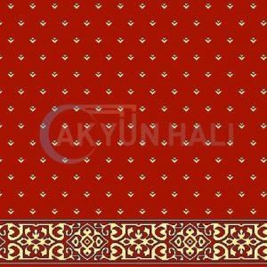 akyun-291 Yün Cami Halısı Deseni