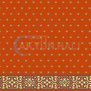 akyun-294 Yün Cami Halısı Deseni