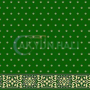 akyun-295 Yün Cami Halısı Deseni