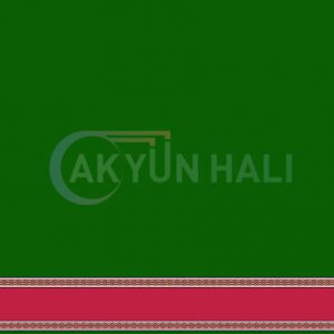 akyun-395 Yün Cami Halısı Deseni