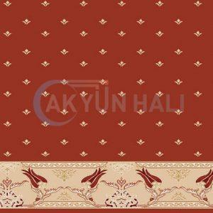 akr-534 Akrilik Cami Halısı Deseni